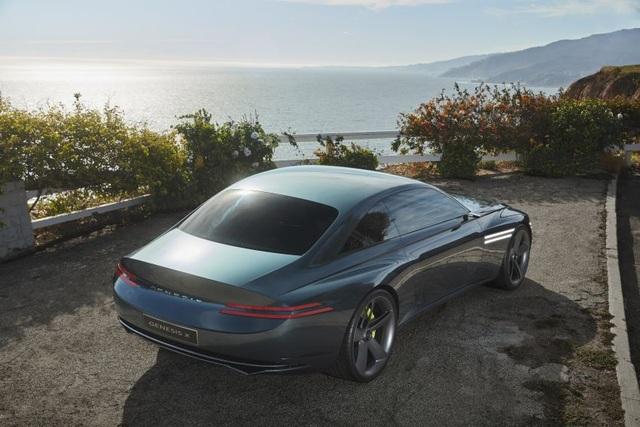 Genesis X Concept hứa hẹn sẽ là bom tấn trong làng xe chạy điện - 16