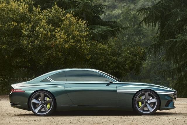Genesis X Concept hứa hẹn sẽ là bom tấn trong làng xe chạy điện - 15