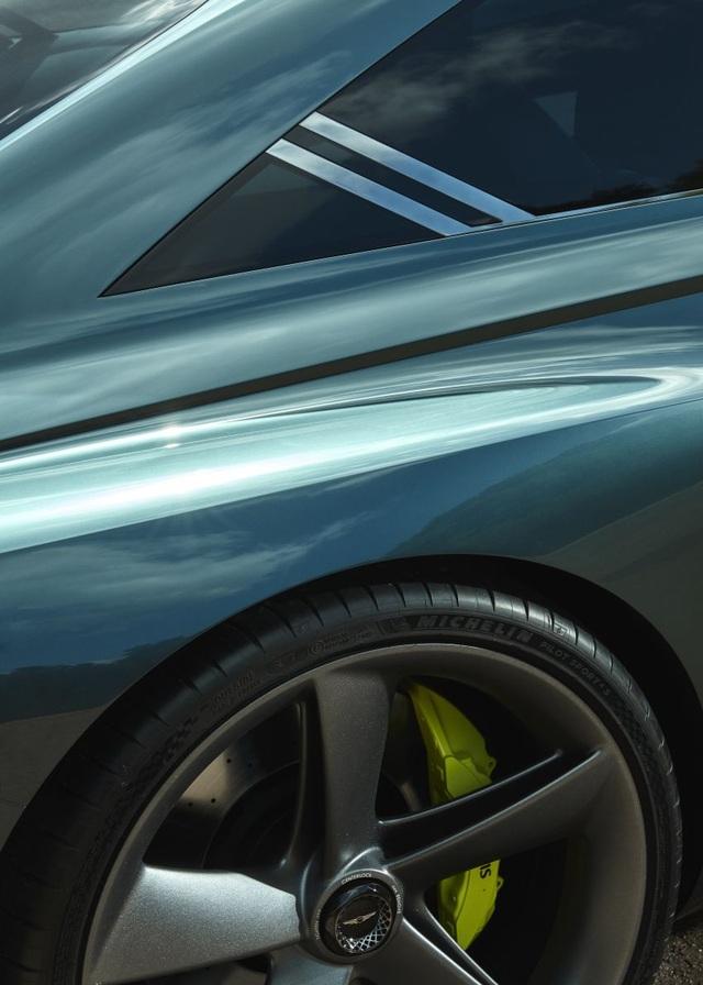 Genesis X Concept hứa hẹn sẽ là bom tấn trong làng xe chạy điện - 14