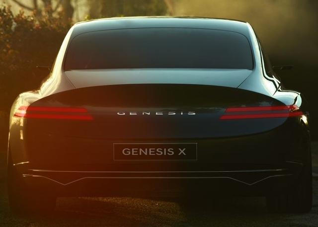 Genesis X Concept hứa hẹn sẽ là bom tấn trong làng xe chạy điện - 2