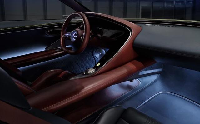Genesis X Concept hứa hẹn sẽ là bom tấn trong làng xe chạy điện - 4