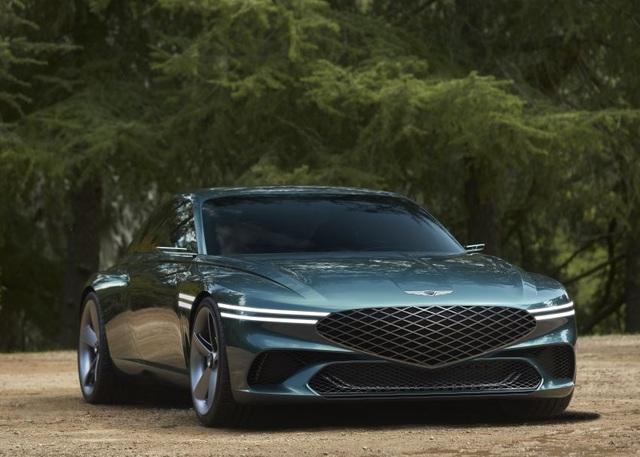 Genesis X Concept hứa hẹn sẽ là bom tấn trong làng xe chạy điện - 6