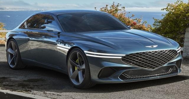 Genesis X Concept hứa hẹn sẽ là bom tấn trong làng xe chạy điện - 10