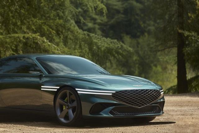 Genesis X Concept hứa hẹn sẽ là bom tấn trong làng xe chạy điện - 8