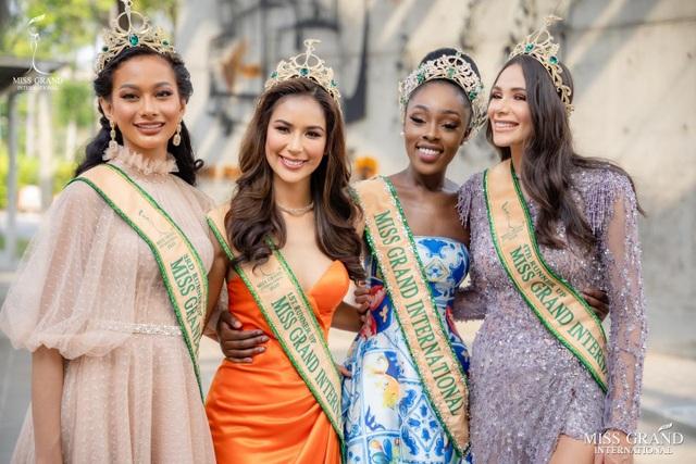 3 mỹ nhân da màu khuynh đảo các cuộc thi nhan sắc quốc tế - 23