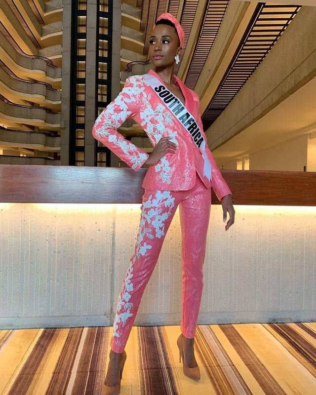 3 mỹ nhân da màu khuynh đảo các cuộc thi nhan sắc quốc tế - 14