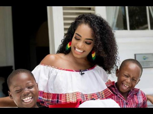 3 mỹ nhân da màu khuynh đảo các cuộc thi nhan sắc quốc tế - 5
