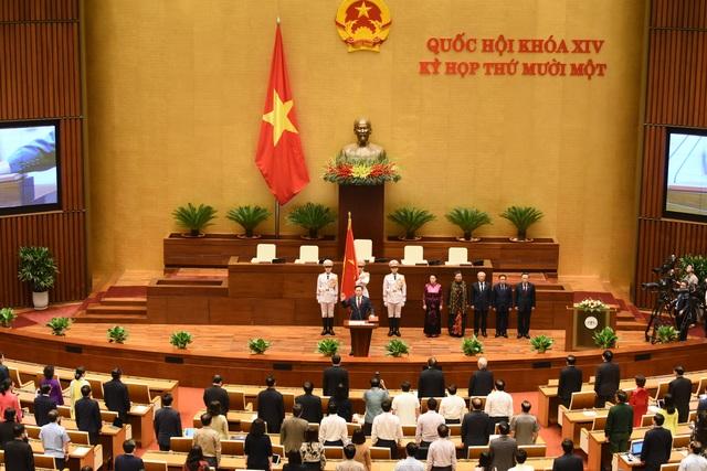 Ông Vương Đình Huệ đắc cử Chủ tịch Quốc hội - 4