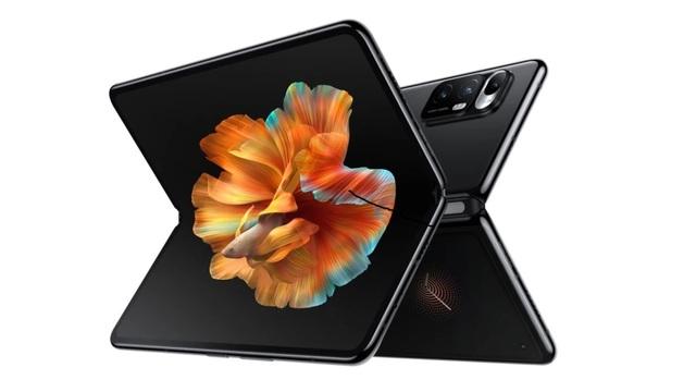 Xiaomi ra mắt smartphone màn hình gập đầu tiên của hãng Mi Mix Fold - 1