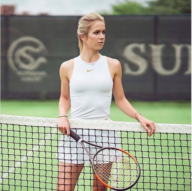 Những tay vợt xinh đẹp nhất của làng banh nỉ thế giới - 10