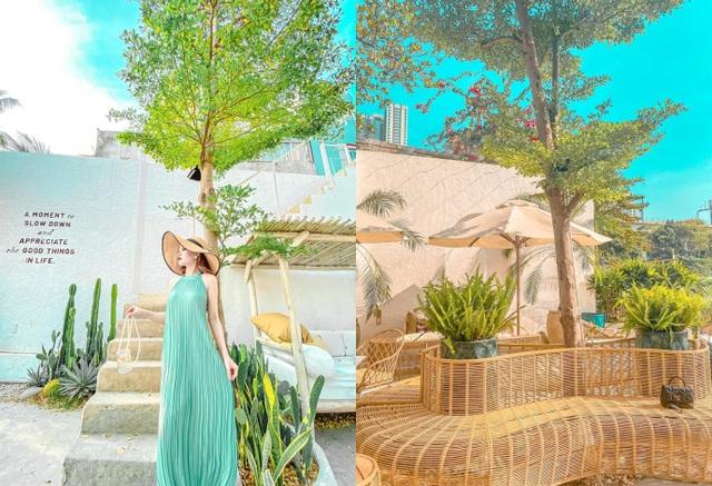 4 quán cà phê phong cách nhiệt đới đẹp như trời Âu hút khách ở Sài Gòn - 3