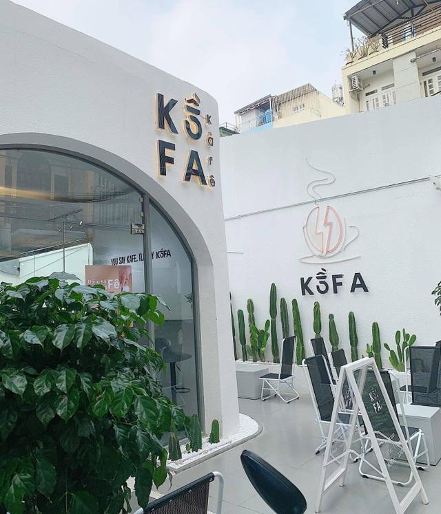 4 quán cà phê phong cách nhiệt đới đẹp như trời Âu hút khách ở Sài Gòn - 10