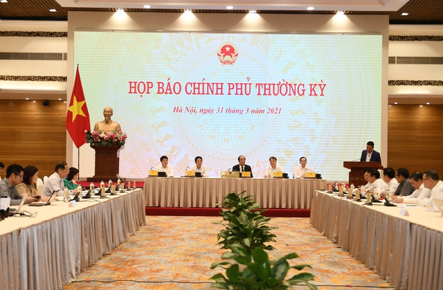 Thủ tướng Nguyễn Xuân Phúc nêu tinh thần truyền lửa cho Chính phủ mới - 1