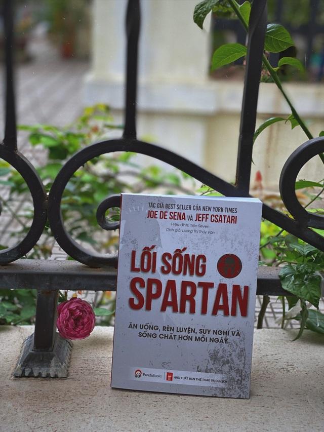 Lối Sống Spartan - Cuốn sách đáng đọc gỡ rối vượt qua khó khăn - 1