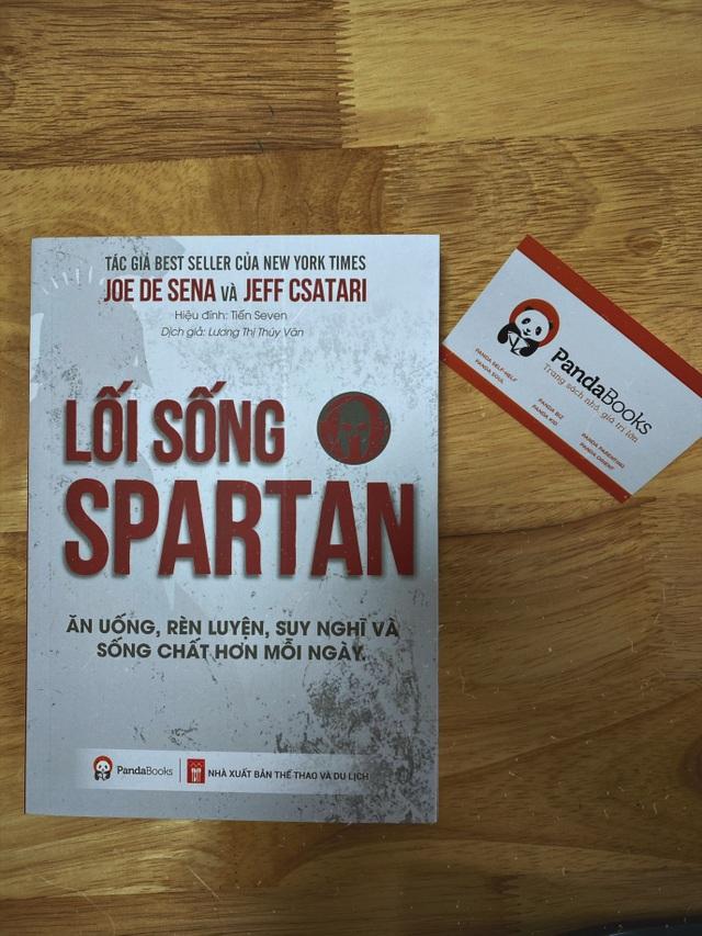 Lối Sống Spartan - Cuốn sách đáng đọc gỡ rối vượt qua khó khăn - 2