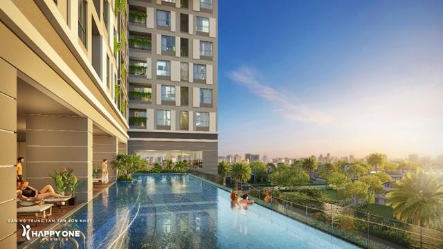 Happy One - Premier: Giải mã nguồn cung căn hộ đạt chuẩn ngay trung tâm Tân Sơn Nhất - 2