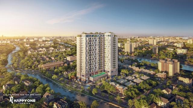 Happy One - Premier: Giải mã nguồn cung căn hộ đạt chuẩn ngay trung tâm Tân Sơn Nhất - 3