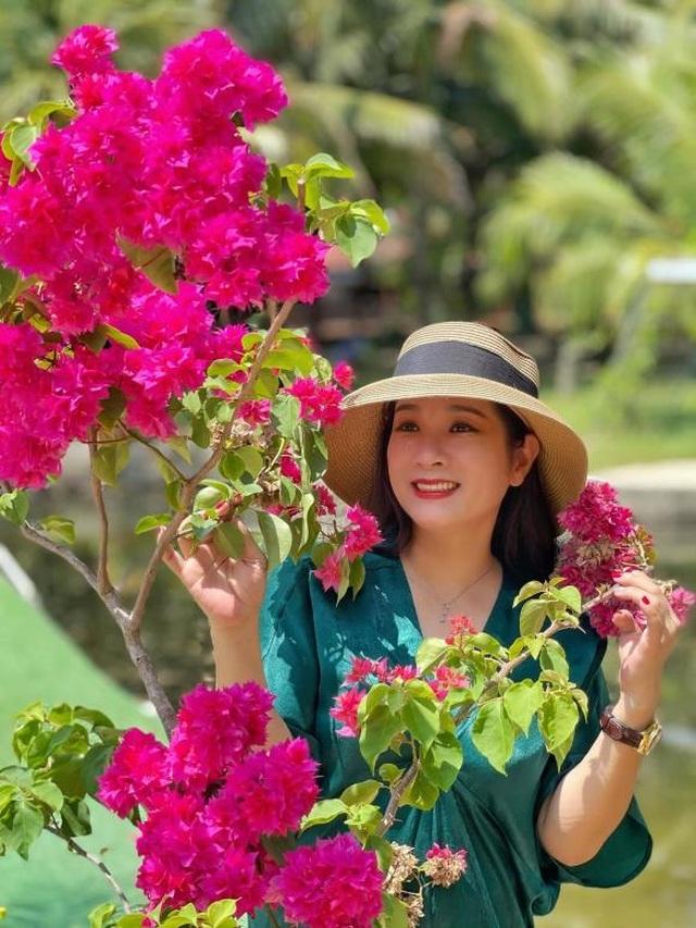 Thanh Thanh Hiền ngày càng tươi trẻ hậu ly hôn con trai danh ca Chế Linh - 1