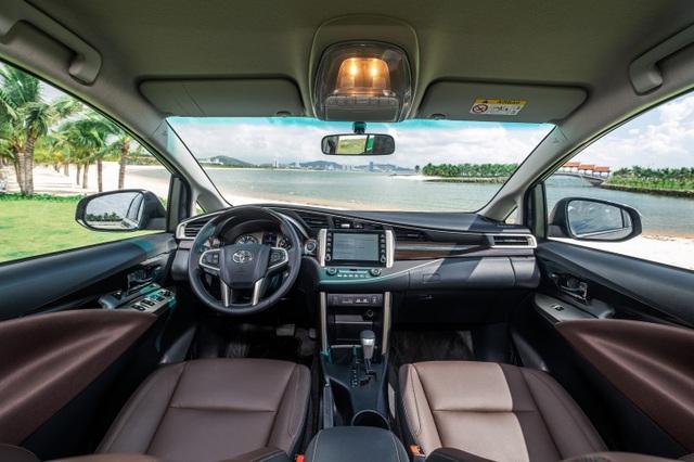 Thị trường nhiều biến động, Toyota Innova vẫn luôn có chỗ đứng nhờ các ưu thế riêng - 5