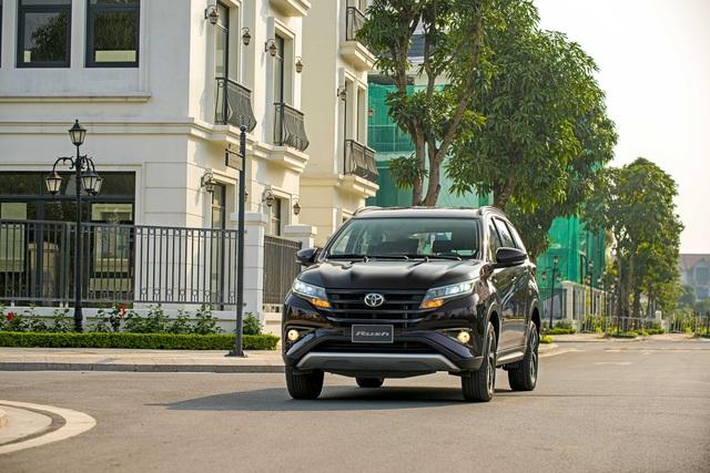 Chất SUV trên Toyota Rush tạo lợi thế khác biệt trước các đối thủ - 2