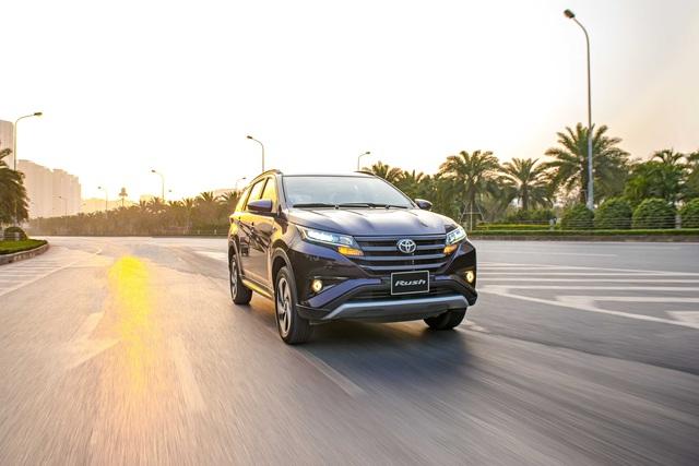 Chất SUV trên Toyota Rush tạo lợi thế khác biệt trước các đối thủ - 3