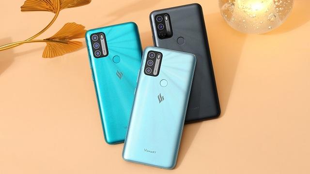 Vsmart Star 5 - ngôi sao smartphone phân khúc phổ thông - 1