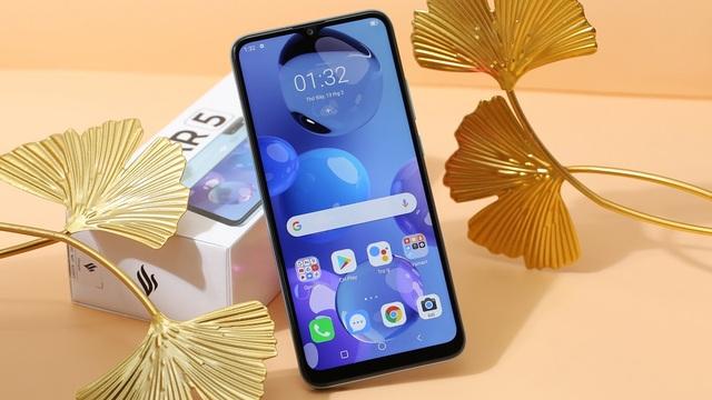 Vsmart Star 5 - ngôi sao smartphone phân khúc phổ thông - 2