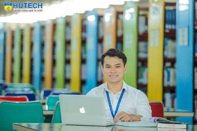 HUTECH tuyển sinh trình độ Thạc sĩ năm 2021 - đợt 1 với 11 chuyên ngành - 1