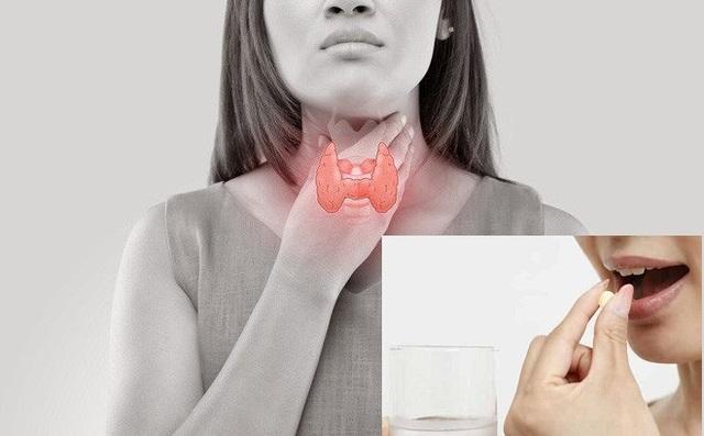 5 lưu ý đặc biệt khi uống thuốc hormon tuyến giáp - 1