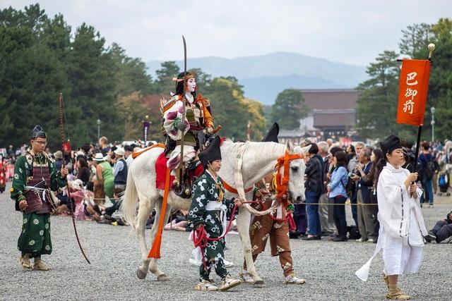 Lễ hội ngược dòng thời gian tái hiện lịch sử nghìn năm của cố đô Kyoto - 6