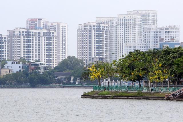 Bộ TN-MT cảnh báo môi trường nước Hồ Tây có dấu hiệu ô nhiễm - 1
