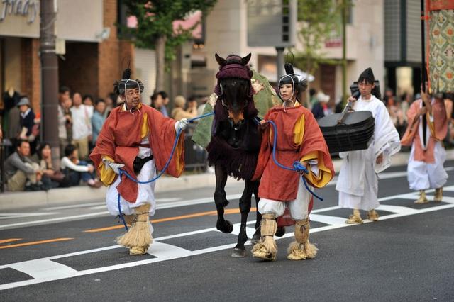 Lễ hội ngược dòng thời gian tái hiện lịch sử nghìn năm của cố đô Kyoto - 7