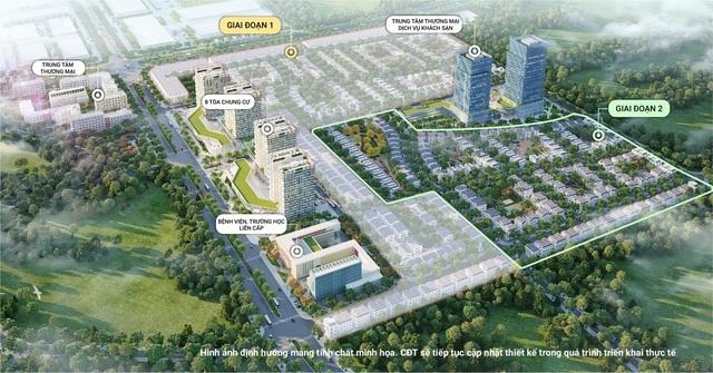Hoàng Lan - Phân khu sở hữu 39 tiện ích trên tổng 98+ tiện ích tại quần thể KĐT Seoul Ecohome - 1