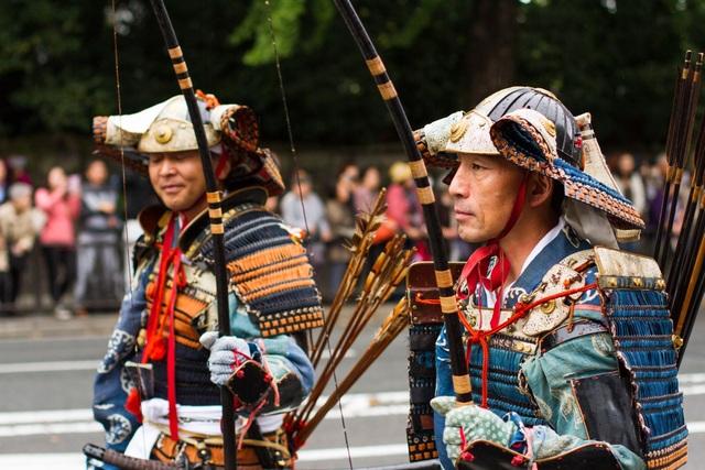 Lễ hội ngược dòng thời gian tái hiện lịch sử nghìn năm của cố đô Kyoto - 2