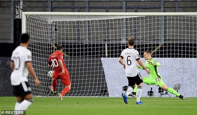 Anh, Italia, Pháp, Tây Ban Nha giành chiến thắng, Đức thua cay đắng - 21