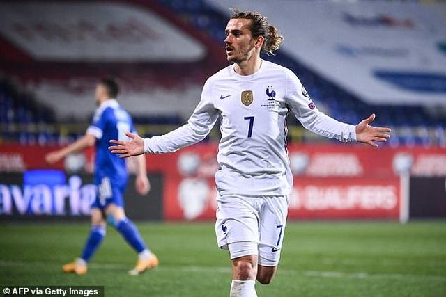 Anh, Italia, Pháp, Tây Ban Nha giành chiến thắng, Đức thua cay đắng - 7