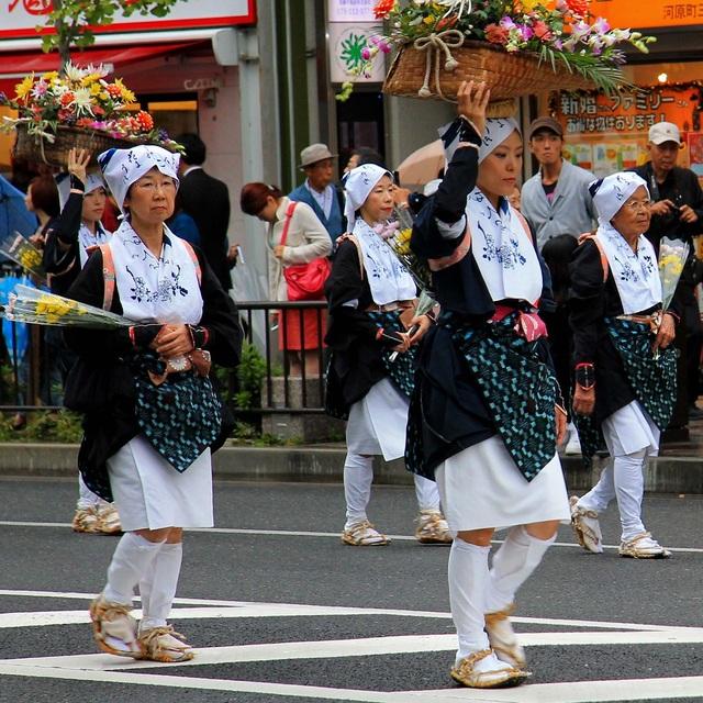 Lễ hội ngược dòng thời gian tái hiện lịch sử nghìn năm của cố đô Kyoto - 3