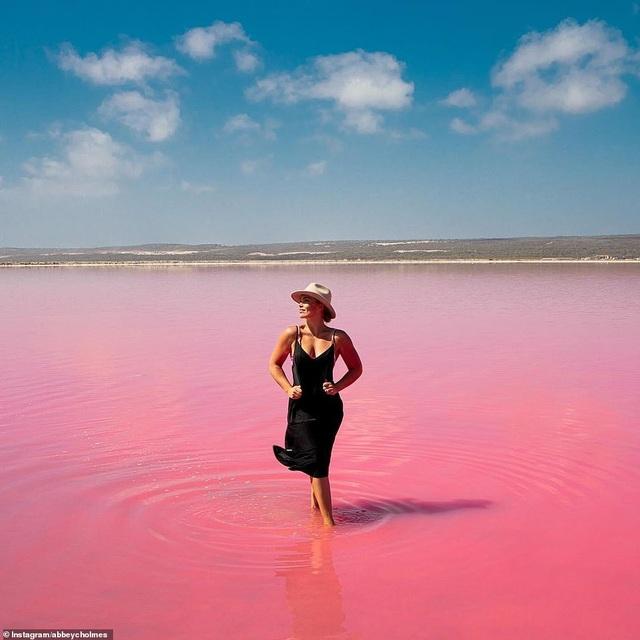 Lý giải vẻ đẹp của hồ nước tím đang gây sốt - 6