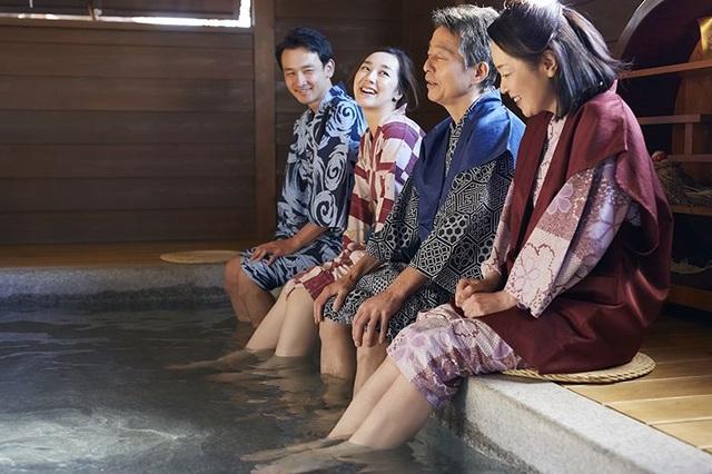 Ashiyu: Onsen chân độc đáo phong cách Nhật Bản - 1