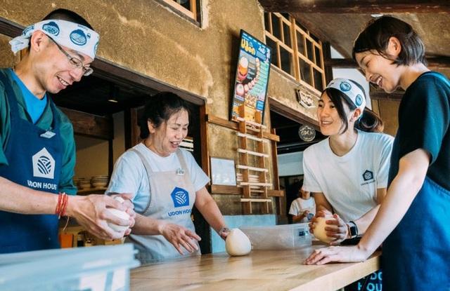 Khách sạn mì udon Shikoku - nơi lưu giữ tinh hoa ẩm thực Nhật Bản - 4