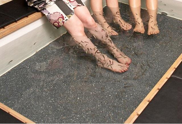 Ashiyu: Onsen chân độc đáo phong cách Nhật Bản - 5