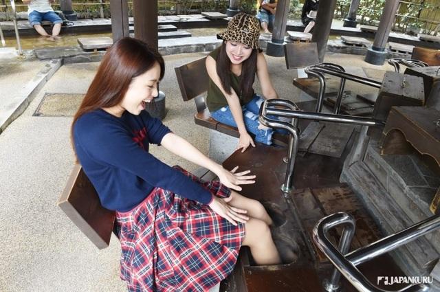 Ashiyu: Onsen chân độc đáo phong cách Nhật Bản - 8