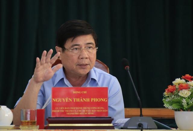 Chủ tịch TPHCM: Cần Giờ sẽ là thành phố nghỉ dưỡng, du lịch sinh thái - 1
