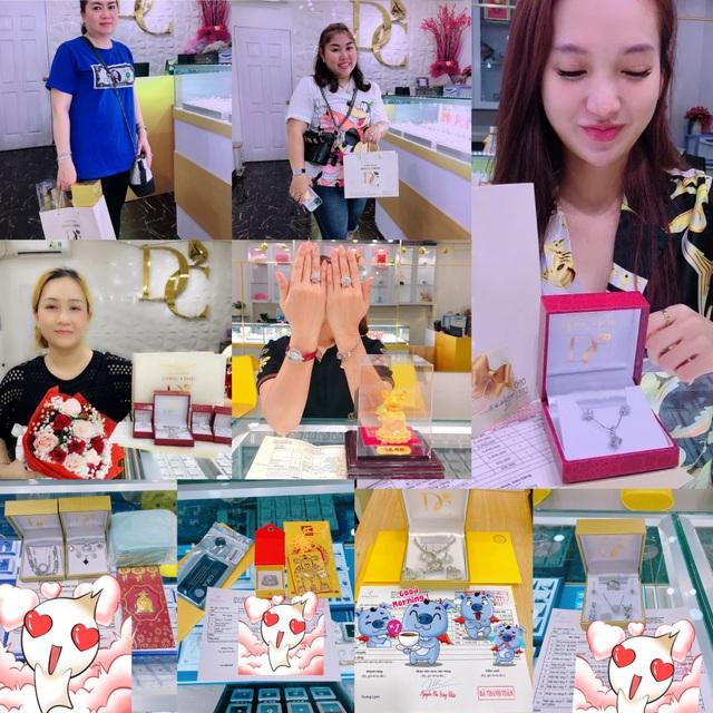 Tiệm vàng Đông Châu - nơi tôn lên phong thái quyền lực của phái đẹp - 4