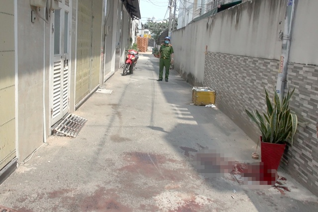 Đôi nam nữ thương vong sau vụ cãi vã tại nhà trọ - 2