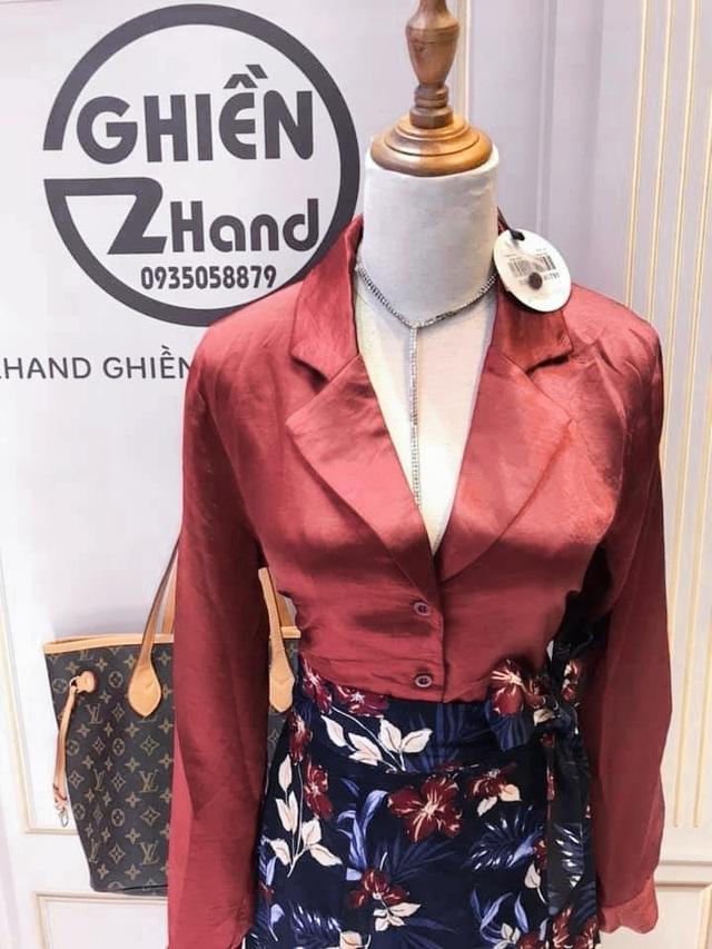 2Hand Ghiền: Thương hiệu thời trang giá rẻ được yêu thích - 4