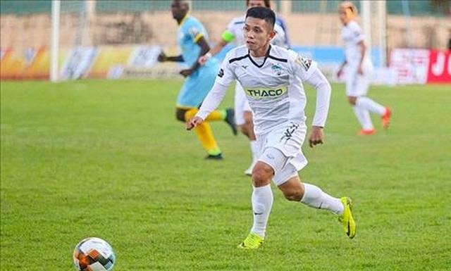 Cầu thủ HA Gia Lai tự tin giành trọn 3 điểm trên sân Hải Phòng - 2
