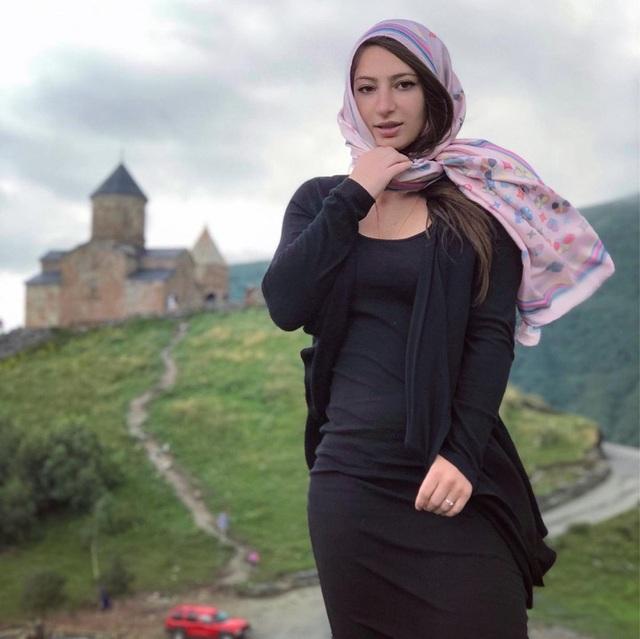 Vẻ đẹp rạng ngời, hút hồn của mỹ nhân MMA người Gruzia - 9