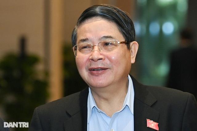 1 Ủy viên Bộ Chính trị, 2 Ủy viên Trung ương đắc cử Phó Chủ tịch Quốc hội - 6