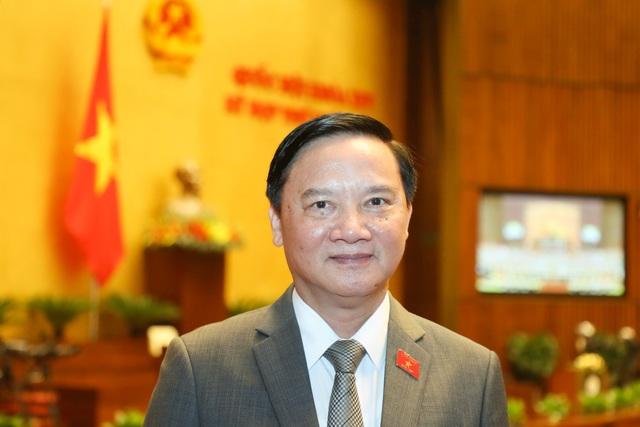 1 Ủy viên Bộ Chính trị, 2 Ủy viên Trung ương đắc cử Phó Chủ tịch Quốc hội - 5